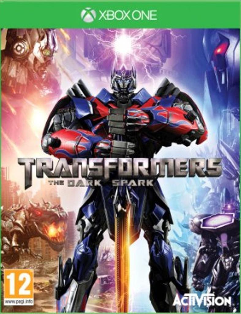 Transformers : The Dark Spark sur Xbox One