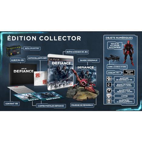 Defiance Edition Collector sur PS3 ou Xbox 360