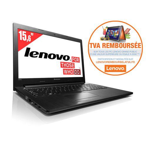 "PC portable 15.6"" Lenovo G 50-45 - AMD A4-6210, HDD 1 To, RAM 4 Go (avec ODR TVA)"
