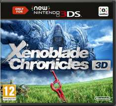 Xenoblade Chronicles sur New 3DS