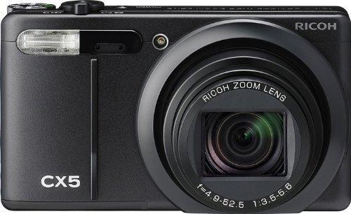 Appareil photo numérique 10 Mpix Ricoh CX 5