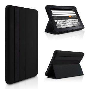 Étui avec support pour Kindle Fire - MicroShell Folio