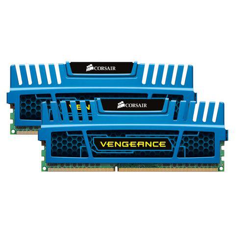 Kit Ram (2 x 4 Go) 8 Go Corsair  Vengeance DDR3 1866 MHz Cas 9