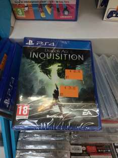 Jeu Dragon age inquisition sur PS4