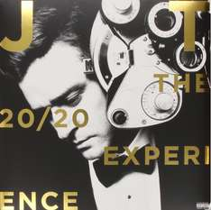 Vinyle Justin Timberlake The 20/20 Experience 2 of 2