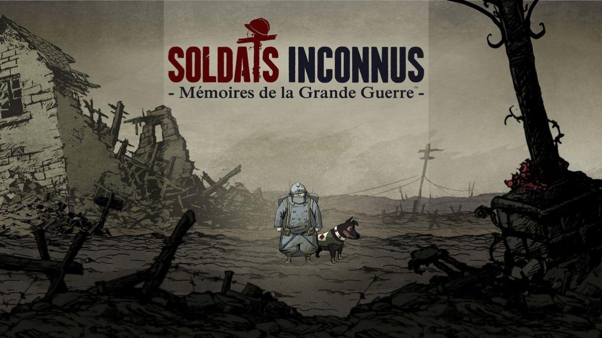 Jeu Soldats Inconnus : Mémoires de la Grande Guerre :