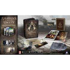 Jeu Assassin's Creed Unity sur Xbox One Edition Bastille