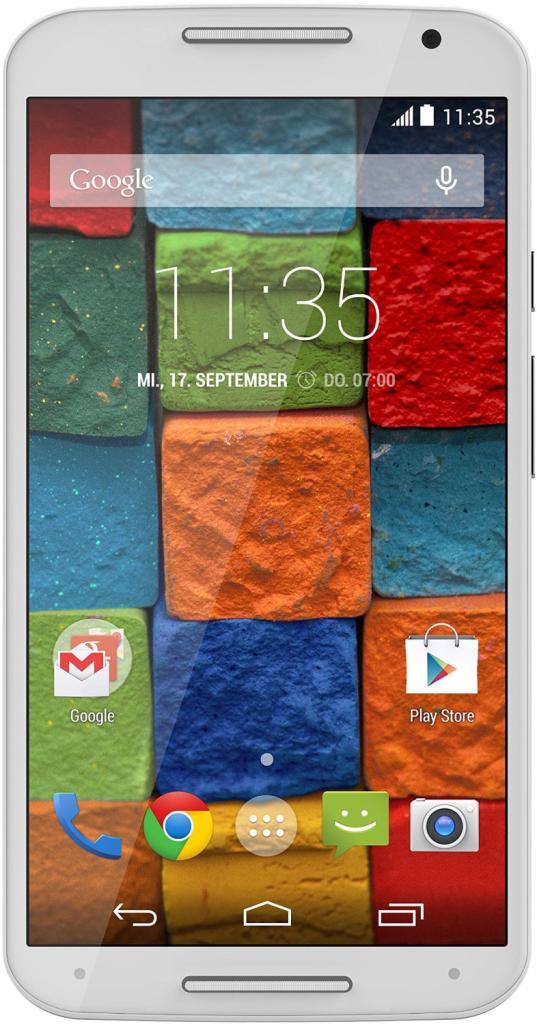 "Smartphone 5.2"" Motorola Moto X 2e Generation 32 Go blanc"