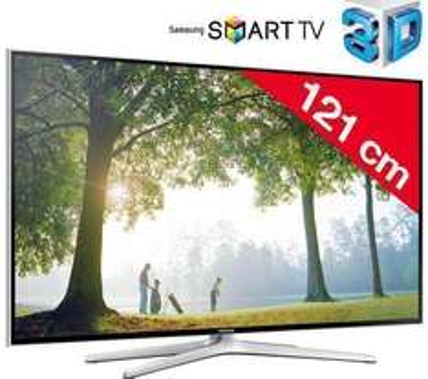 "Téléviseur 48"" Samsung UE48H6400 - Smart TV"