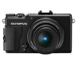 Appareil photo compact Olympus XZ-2 - Noir