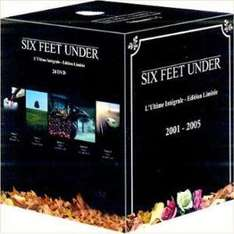Six Feet Under : L'intégrale Saisons 1 à 5 en DVD