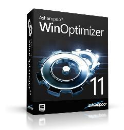 Logiciel Ashampoo WinOptimizer 11 gratuit  (au lieu de 39.99€)