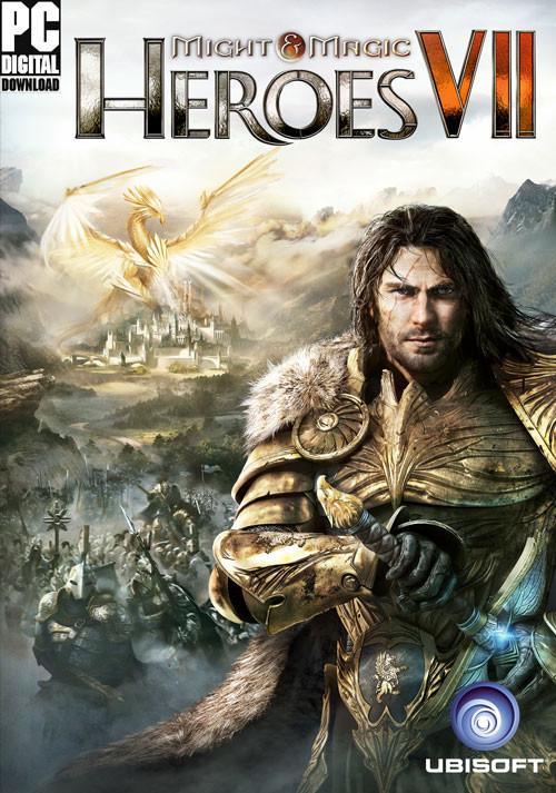 Précommande: Jeu Might & Magic Heroes VII sur PC - Edition Standard