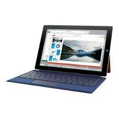 Clavier Azerty violet pour Microsoft Surface 3 Type Cover