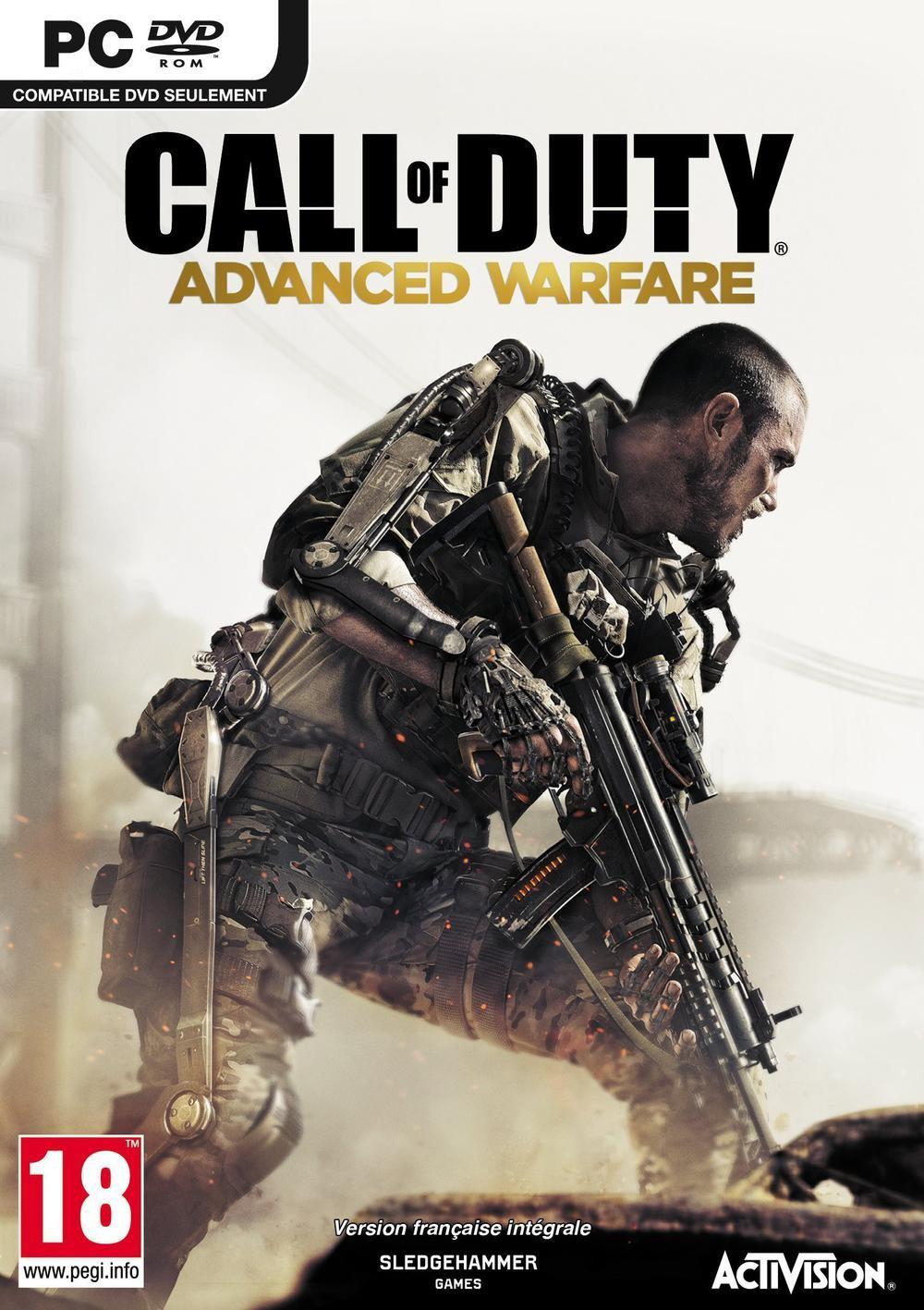 Call Of Duty: Advanced Warfare Edition D1 sur PC (Version Boite)
