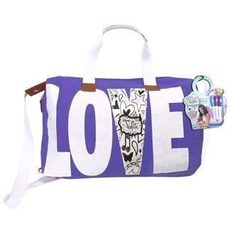 Sac customisable Violetta Color Me Mine Love Bag - Violet