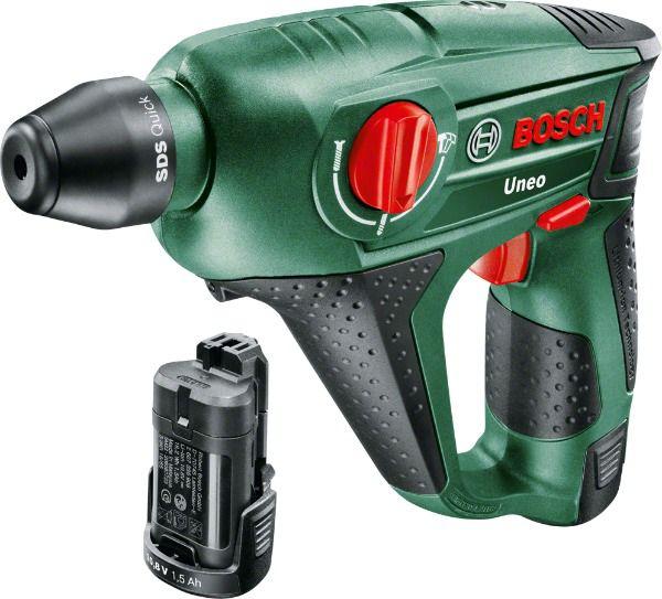 Perforateur sans fil Bosch SDS Quick Uneo Li-Ion 14,4V 1,3Ah
