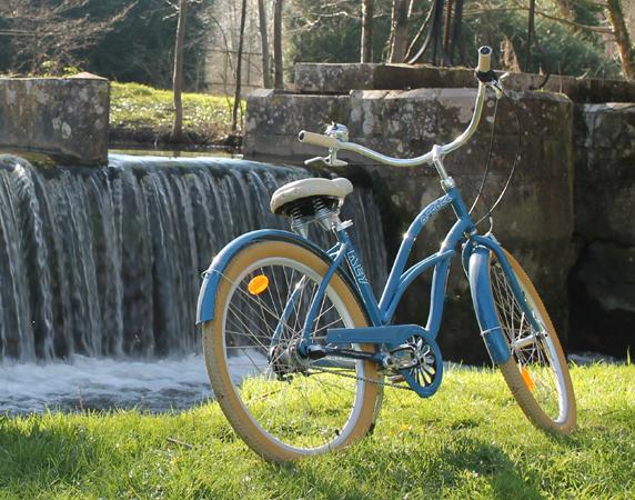50% de réduction sur le second vélo loué