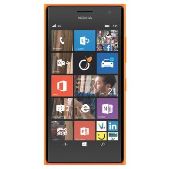 "Smartphone 4.7"" Microsoft Nokia Lumia 735 + 25€ d'applications gratuites"