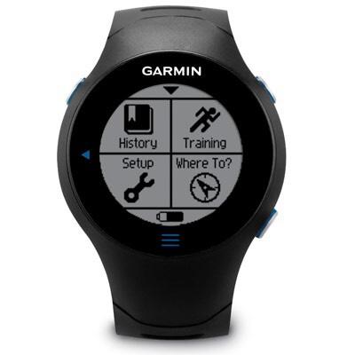 Montre running Garmin forerunner 610