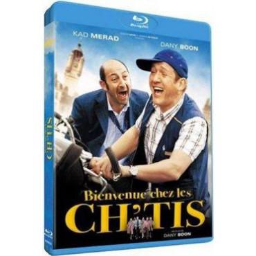 """Blu-ray :  """"Bienvenue chez les Ch'tis"""""""