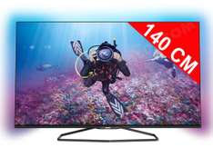 "TV LED 55"" Philips 55PFK7509 - Full HD, 3D"