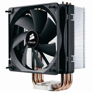 Corsair A50 Air Series - Ventirad Intel LGA 775/1155/1156/1366 et AMD AM2/AM3