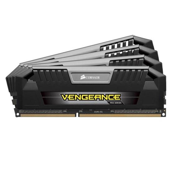 Mémoire RAM Corsair Vengeance 32Go (4x8) DDR3 1600MHz C9