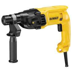 Perforateur burineur Dewalt SDS-Plus 22mm 3 modes (D25033K)