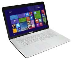 """PC Portable 17.3"""" Asus X751LN-TY113H (Intel Core i5, 4Go RAM, 1To HDD, GeForce 840M)"""