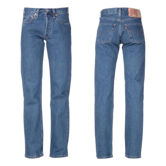 Sélection de Jeans Levi's H/F 501, 511, 524