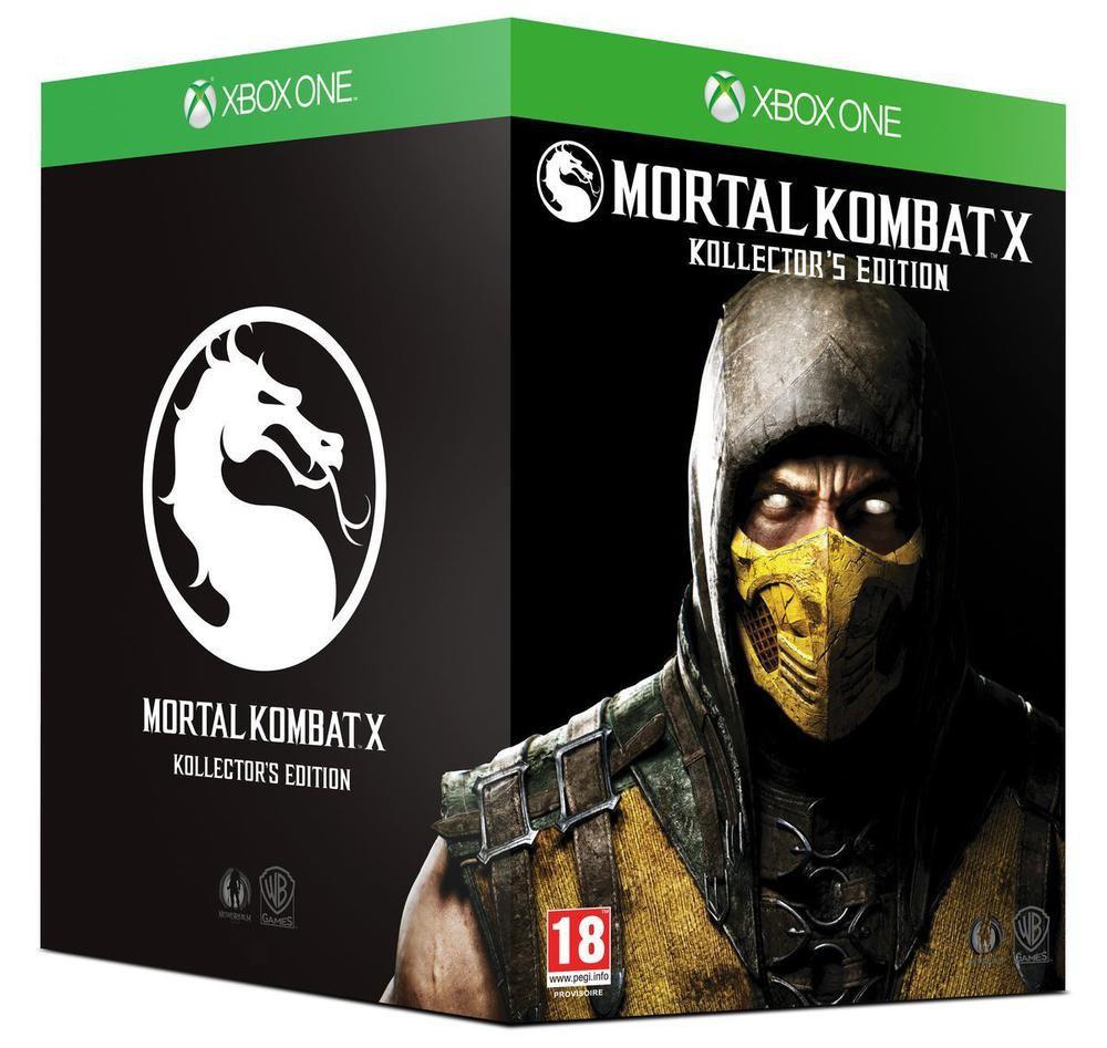 Mortal Kombat X Collector sur Xbox One