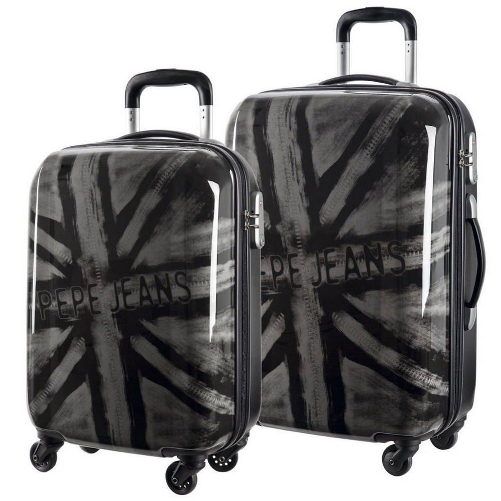 Set de 2 bagages Pepe Jeans