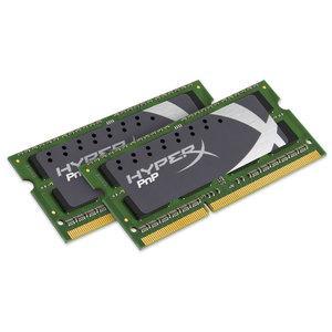Mémoire Kingston HyperX PnP SO-DIMM 8 Go (2 x 4 Go) DDR3 2133 MHz