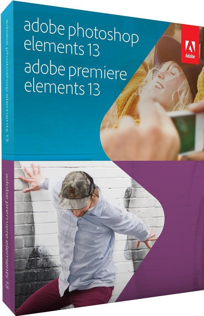 [Membres Premium] Photoshop Elements & Premiere Elements