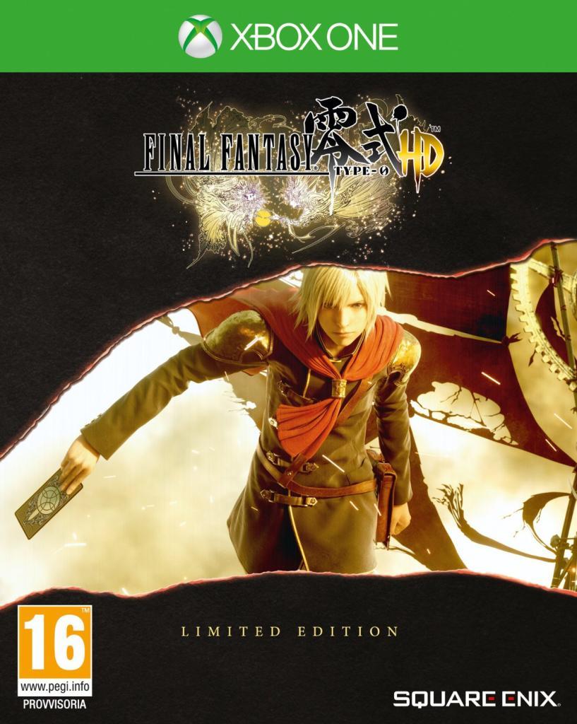 [Membres Premium Amazon.it] Jeu Final Fantasy type 0 HD sur Xbox One - Edition limité