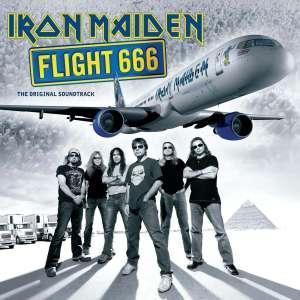 live iron maiden double cd Flight 666 : The Original Soundtrack