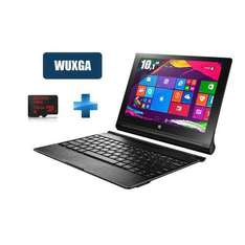 Lenovo Yoga Tablet 2-10-51 32go + Micro SD 128go