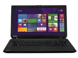 """[Membres Premium] PC Portable 15.6"""" Toshiba Satellite C50-B-19H (Intel Pentium, 8 Go RAM, HDD 750 Go)"""