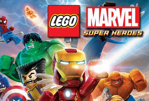 Lego Marvel sur PC (Steam) + 2 DLC