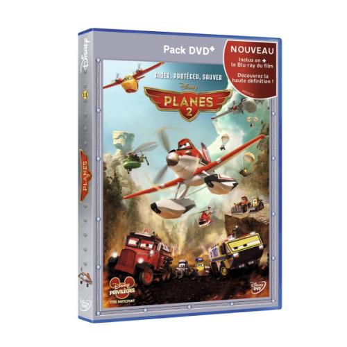 Sélection de DVD en soldes - Ex : Planes 2