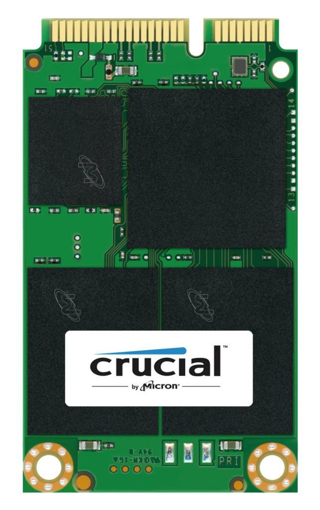 Disque SSD interne Crucial M550 256Go mSATA