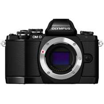 Appareil photo Hybride Olympus OM-D E-M10 nu (via ODR 100€)