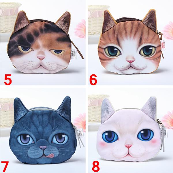 Porte-monnaie chien ou chat (via l'application mobile)