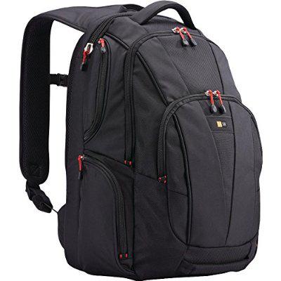 """Sac à dos en nylon Case Logic BEBP-215 pour ordinateur portable 15"""" - Noir"""