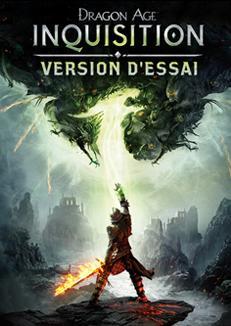 Version d'essai Dragon Age : Inquisition sur PC - 6h de jeu solo + multi illimité