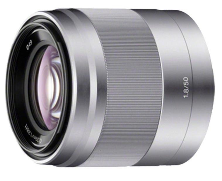 Objectif sony SEL50F18 50mm F1.8 OSS Monture E