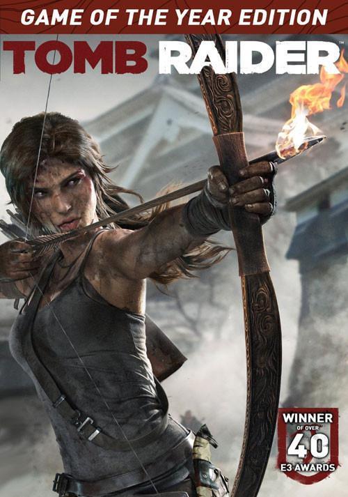 Jeu Tomb Raider GOTY sur PC (Dématérialisé - Steam)