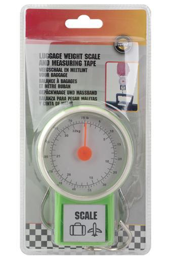 Pèse-Bagage + Mètre Ruban - max 32kg