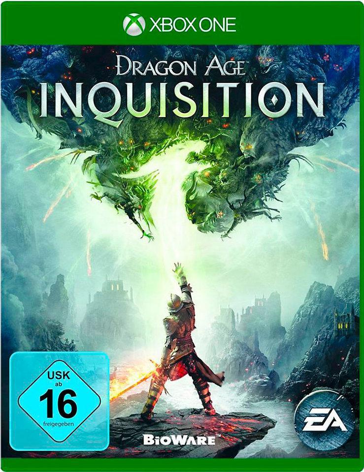 Jeu Dragon Age : Inquisition sur Xbox One